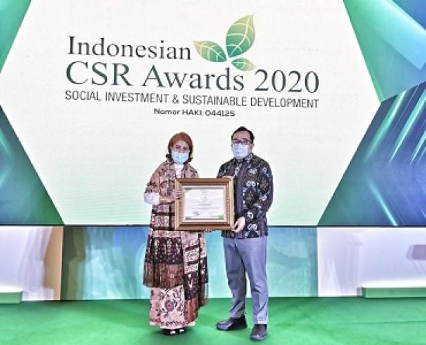 Great Indonesia Bawa PT GGP Raih ICA 2020