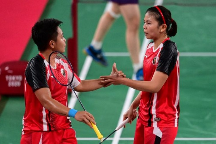 Greysia/Apriyani Melaju ke Final Olimpiade Tokyo