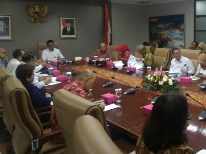 Ground Breaking KIM Dilaksanakan Pertengahan 2019