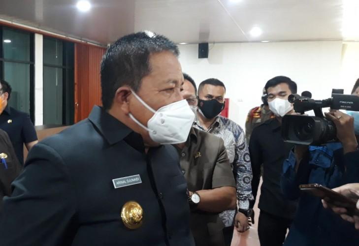 Gubernur Lampung Minta Penanganan Covid-19 Lebih Baik