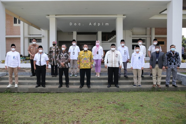 Gubernur akan Libatkan OJK dalam Pembangunan Lampung