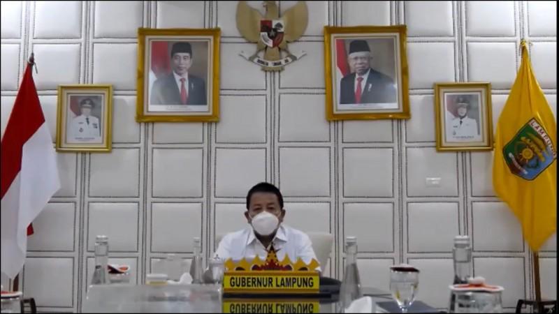 Gubernur Arinal Apresiasi Kinerja PLN Menerangi Lampung