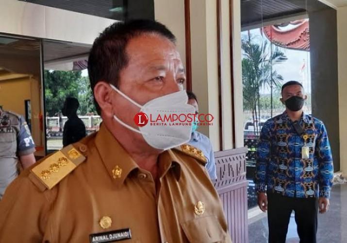 Gubernur Arinal Masuk 9 Gubernur Berkinerja Positif di Mata Publik