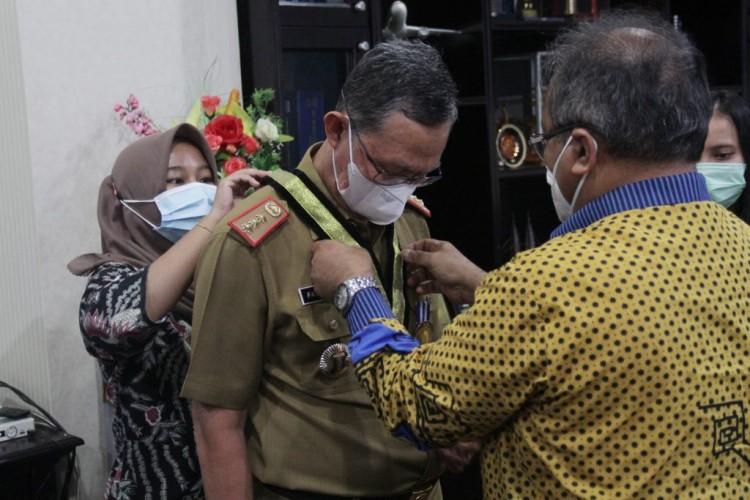 Gubernur Arinal Raih Penghargaan Adi Karsa Madya