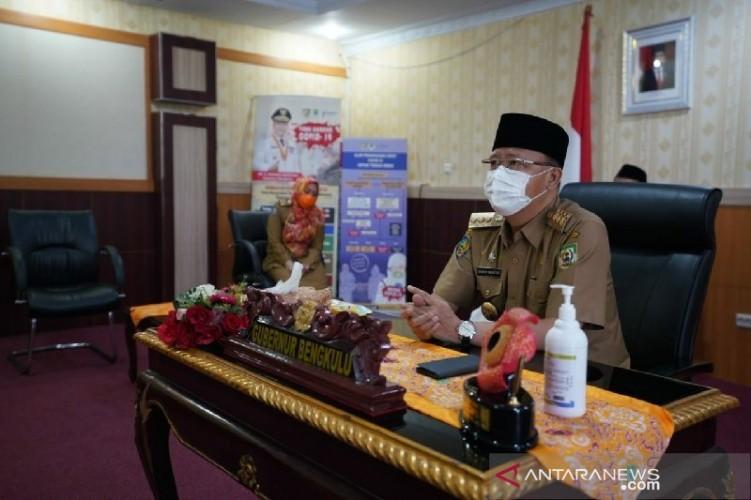 Gubernur Bengkulu Ajak Warga Budayakan <i>New</i> Normal
