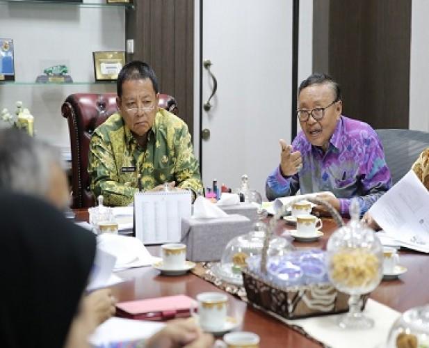 Gubernur Bersama DRI Lakukan Inovasi dan Diversifikasi Lada