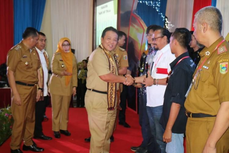 Gubernur Buka Musrenbang di Tanggamus