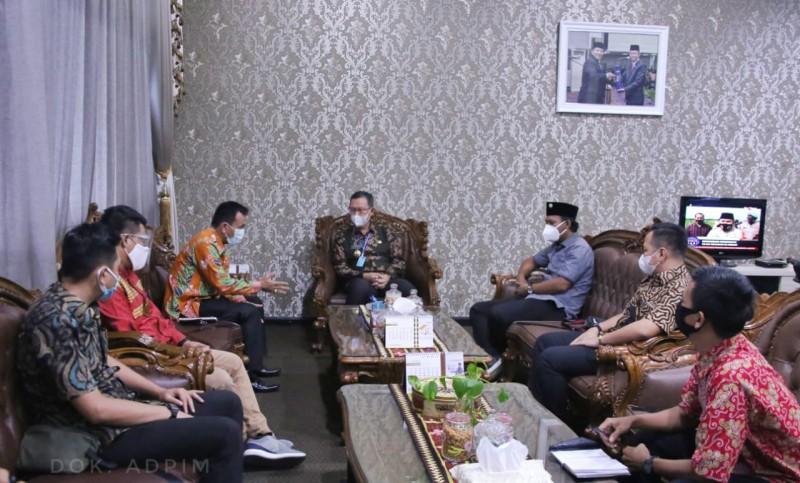 Gubernur Dukung ESI Lampung Bina Atlet E-Sport Ruwa Jurai