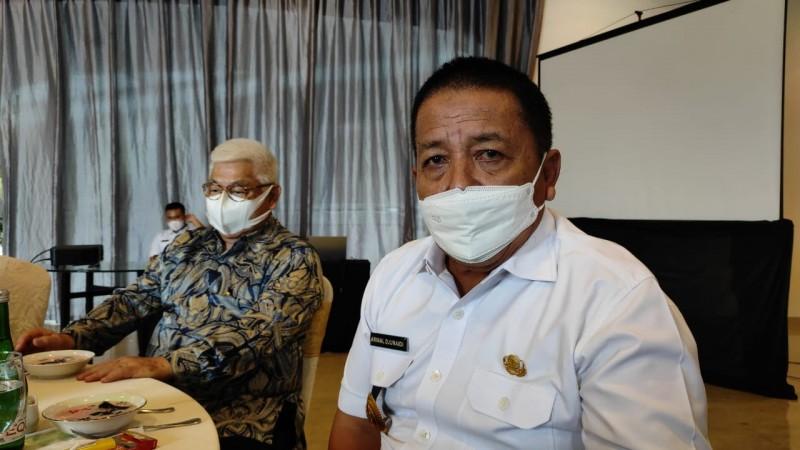Gubernur Fokus Perjuangkan Nasib Petani Singkong