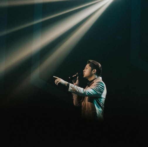 Gubernur hingga Edward Pernong Dukung Mark Juara Indonesian Idol