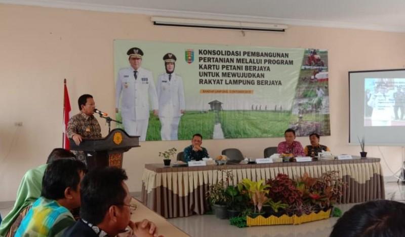 Gubernur Instruksikan Pemetaan Komoditas Unggul