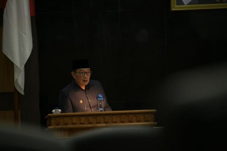 Gubernur Jabar Teken Persetujuan Tiga Kabupaten Baru