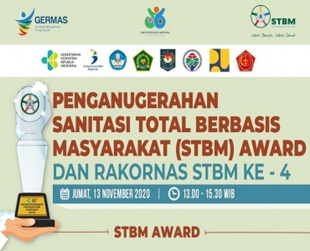 Gubernur Lampung Diagendakan Dapat STBM Award 2020
