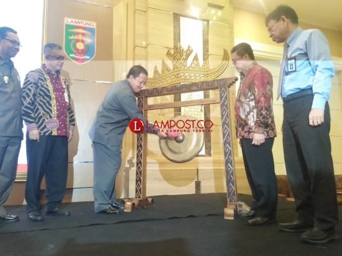 Gubernur Arinal Luncurkan Kartu Petani Berjaya
