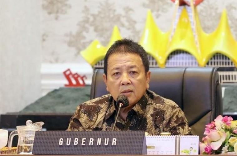 Gubernur Lampung Usulkan Revisi UU Konservasi SDA