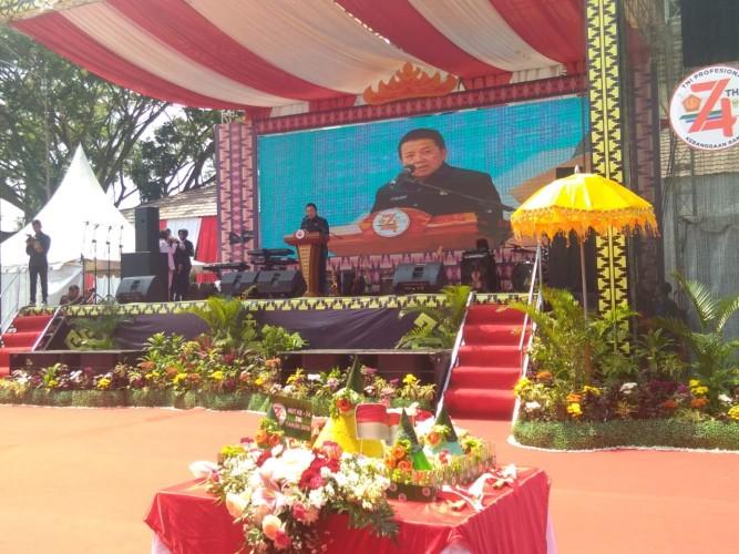 Gubernur: Membangun Lampung Butuh Kekompakkan