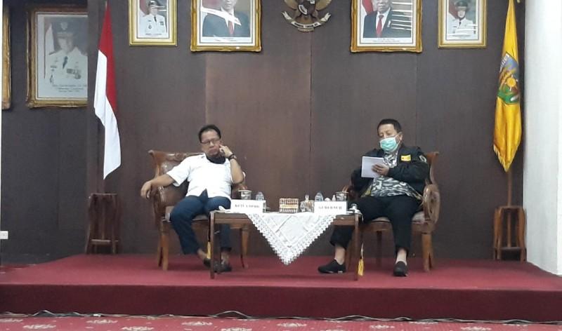 Gubernur Minta Polda Lampung Tindak Tegas Penyebar Hoaks