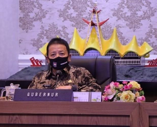 Gubernur Minta Salat Iduladha dan Pemotongan Hewan Kurban Menaati Protap Kesehatan