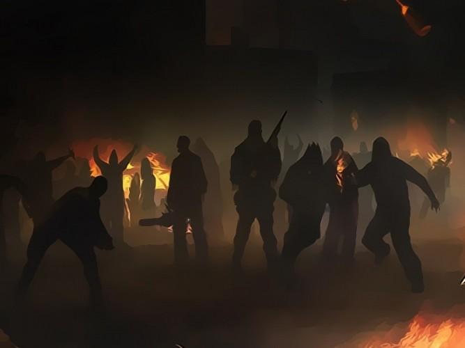 Kerusuhan Besar di Manokwati Diduga Ditunggangi