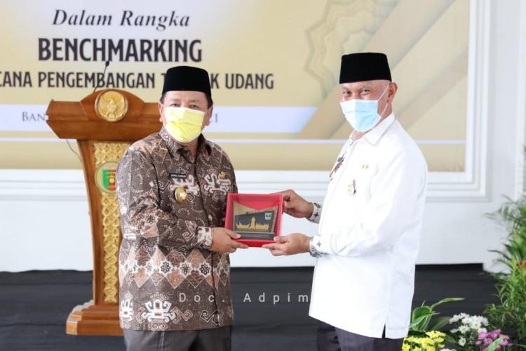 Gubernur Sumbar: Lampung Layak Jadi Percontohan Budi Daya Udang