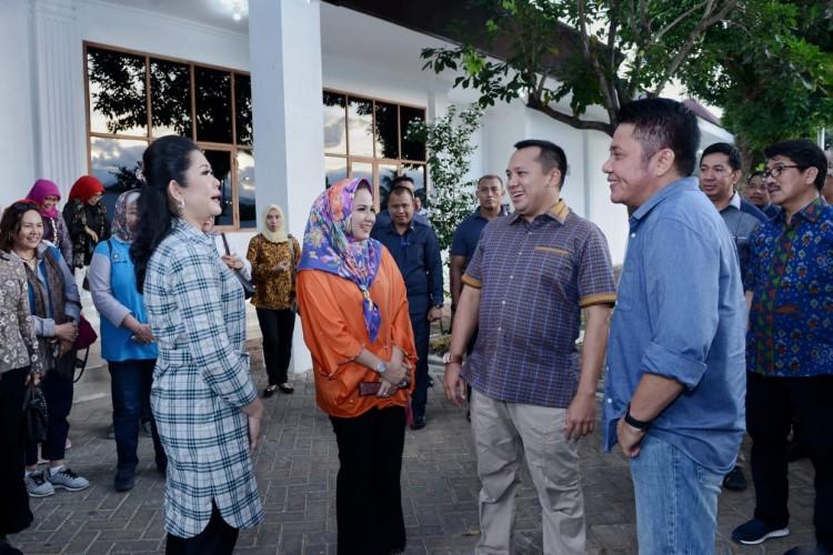 Gubernur Sumsel Apresiasi Kemajuan Lampung