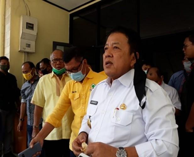 Gubernur Tak Langgar Aturan Saat Sambangi Partai Golkar Menyerahkan Dukungan Paslon