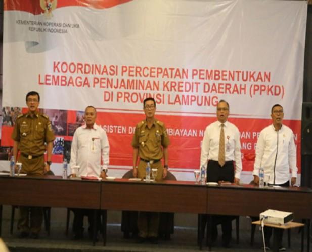 Revisi Perda Jamkrida Ditargetkan Rampung Awal 2020