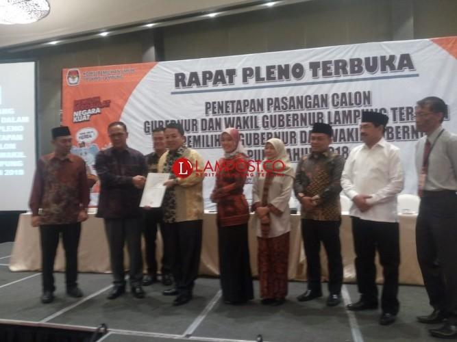 Gubernur Terpilih Telah Ditetapkan,Pansus DPRD Lampung Diminta Stop
