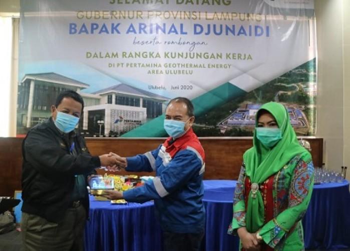 Gubernur Terus Upayakan Mewujudkan Lampung Terang