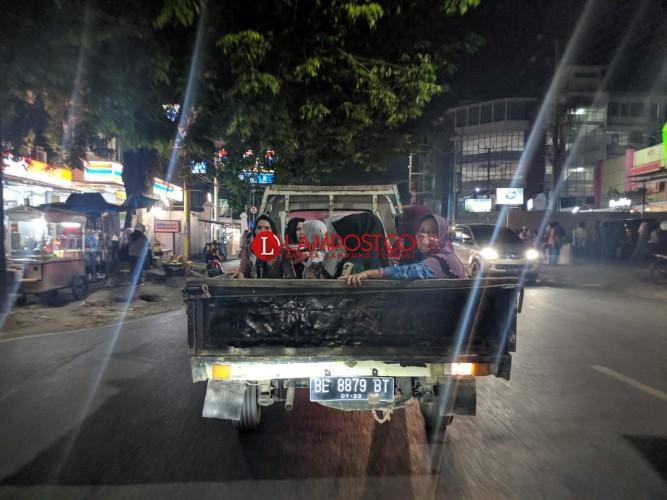 Guncangan Gempa 7,4 SR di Banten Terasa Hingga Lampung