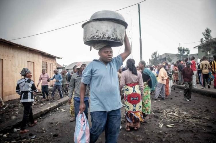 Gunung di Kongo Meletus, 15 Orang Tewas dan 30.000 Mengungsi