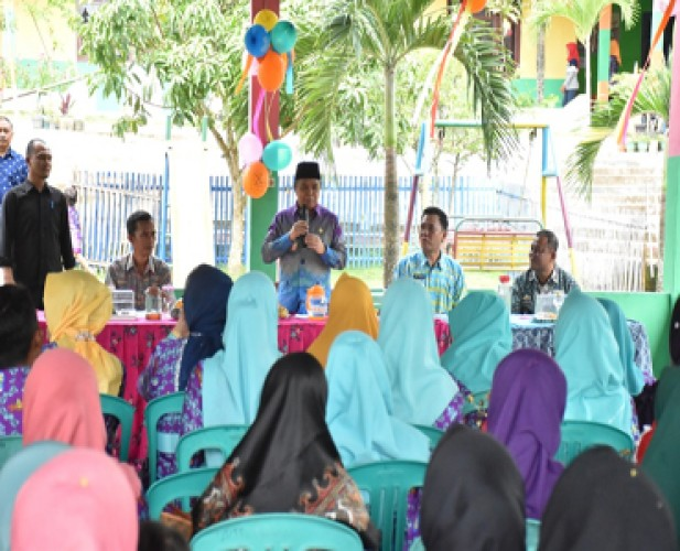 Guru PAUD Wajib Miliki Ilmu Pedagogis