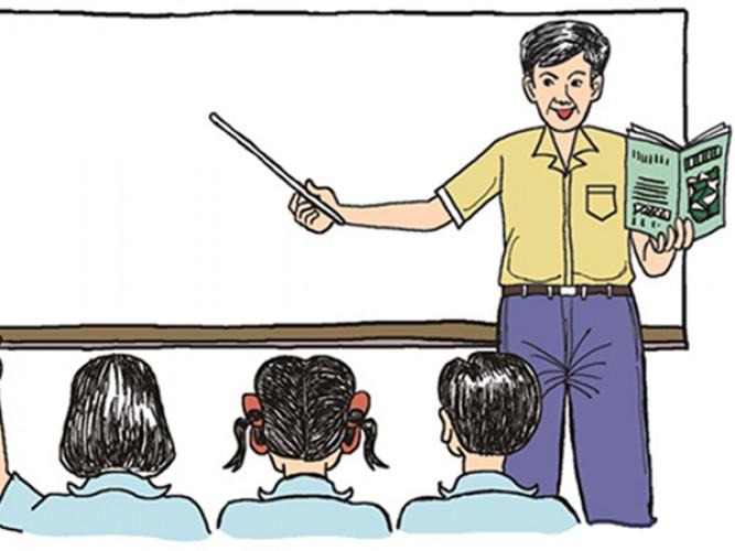 Guru Sekolah Swasta Tak Dibayar di Tengah Pandemi