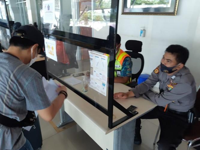 H-1 Idulfitri, Ada Satu Penerbangan Lampung - Jakarta