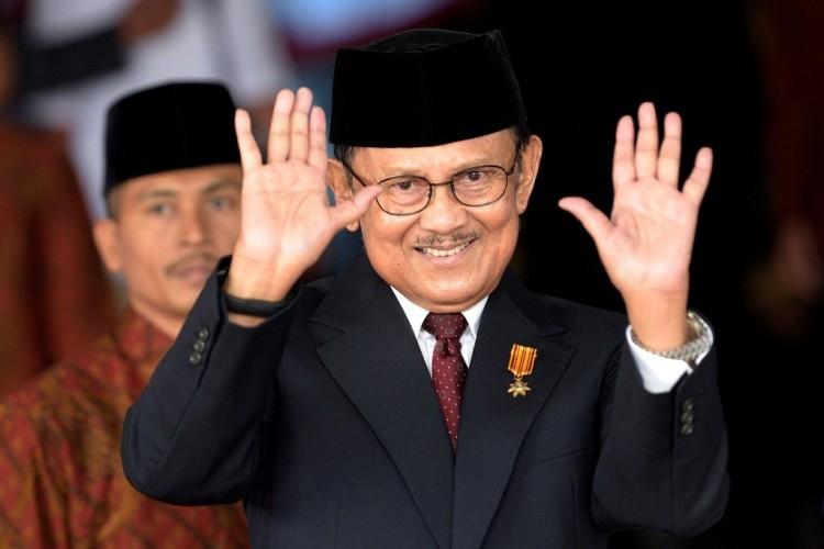 Habibie Tutup Usia, Lampung Berduka