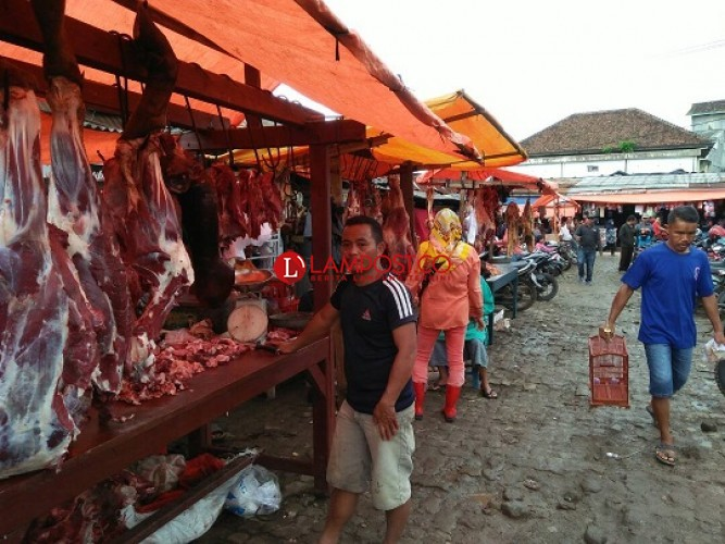 Hadapi Idul Fitri, Dinas Perikanan dan Peternakan Lamtim Siapkan Tim Pengawasan Daging ASUH