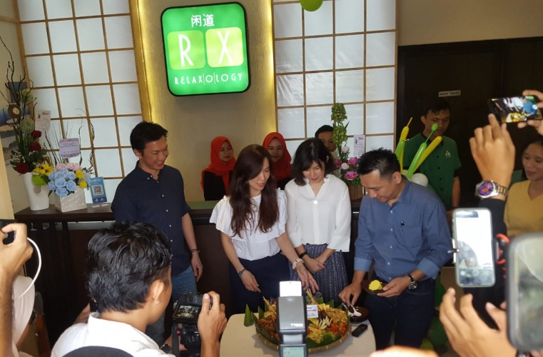 Hadir di Lampung, RX Relaxology Beri Diskon 20% Hingga 19 September