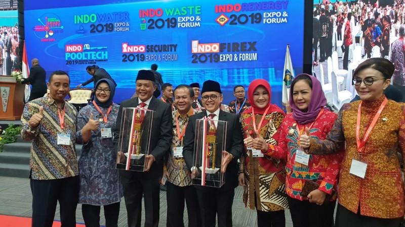 Hadiri IISMEX di Jakarta, Bupati Tulangbawang Ingin Wujudkan Tulangbawang Jadi Smart City