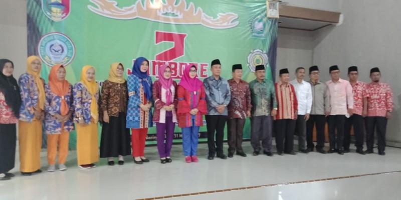 Hadiri Jambore Penyuluh Agama Islam, Bupati Tanggamus Penyuluh Berperan Aktif