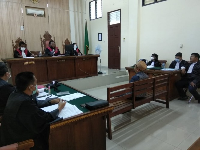 Hakim Sebut Ada Kasus Lain di Balik Penangkapan Syamsul Arifin