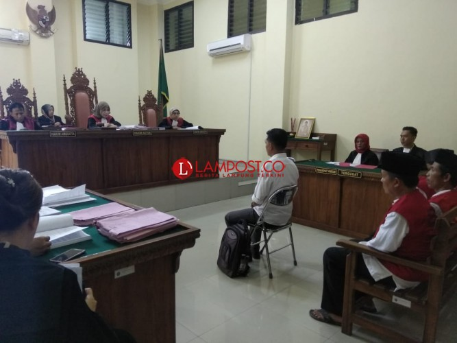Hakim Sebut Lima Terdakwa Pemburu Harimau Sumatera Melanggar Banyak Pasal