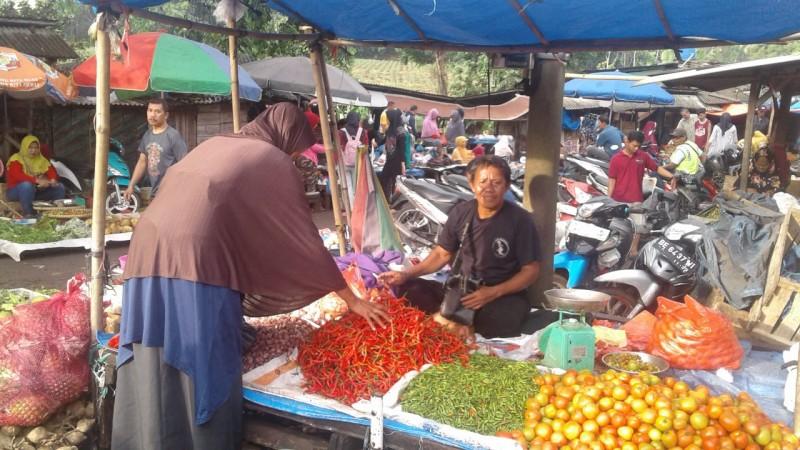 Harga Cabai di Lampung Utara Mulai Turun