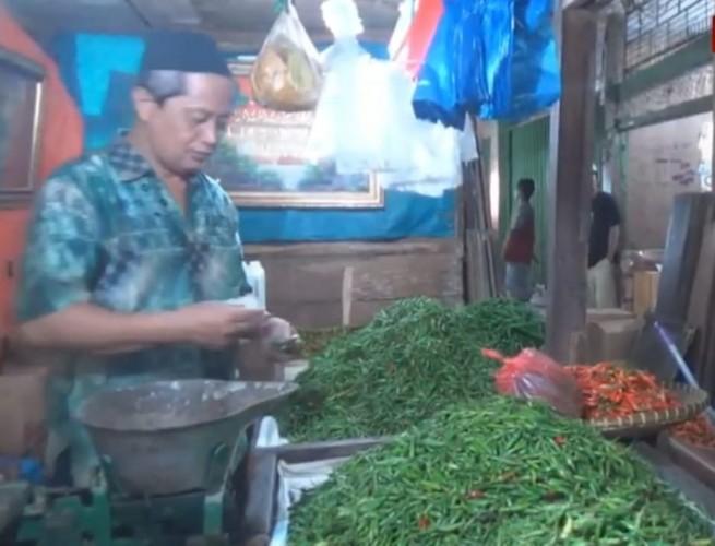 Harga Cabai Rawit di Lamsel Capai Rp60 Ribu/Kg