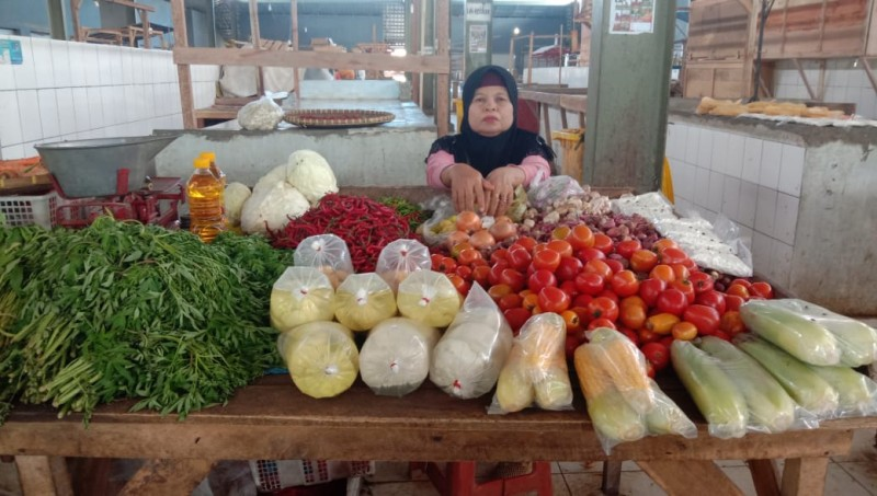 Harga Cabai Rawit di Lamsel Melonjak Jadi Rp60 Ribu per Kilo