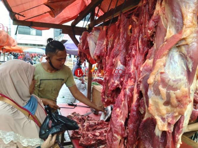 Harga Daging Sapi Tembus Rp160 Ribu per Kg