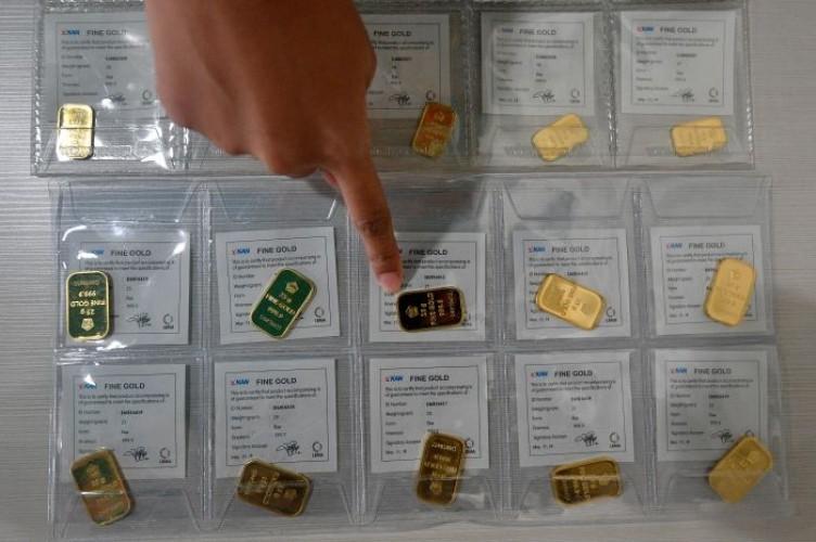 Harga Emas Antam Dibanderol Rp965 Ribu/Gram di Akhir Pekan