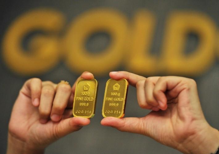 Harga Emas Antam Turun Tipis, Berikut Daftarnya