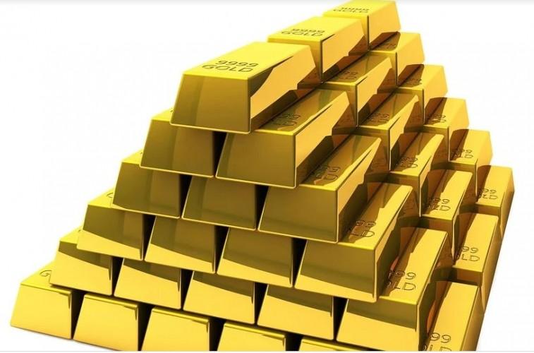 Harga Emas Dunia Merekah
