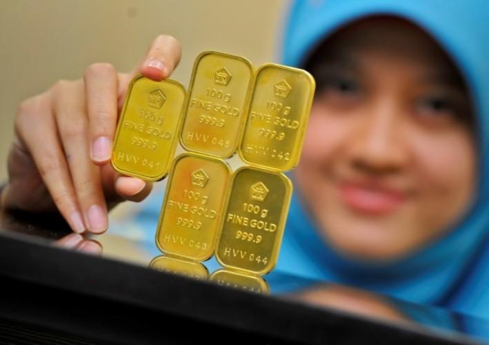 Harga Emas Menguat, Pegadaian Jaga Keseimbangan Transaksi
