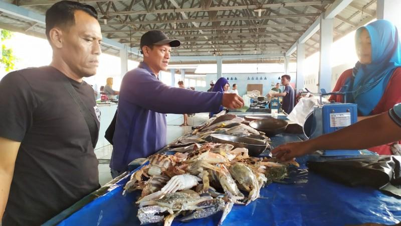 Harga Ikan Laut di Kalianda Stabil